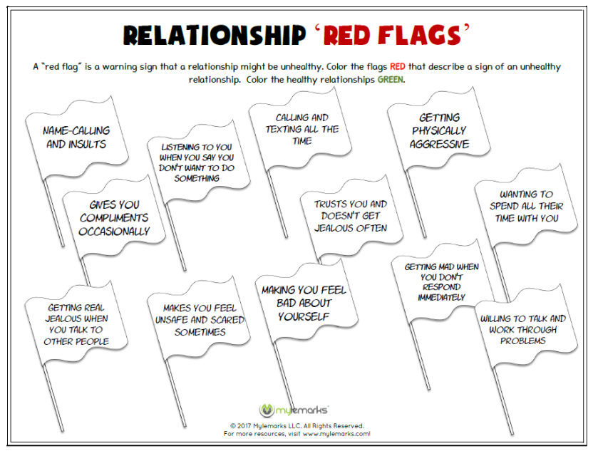 healthy relationships and friendships worksheets. Black Bedroom Furniture Sets. Home Design Ideas